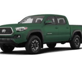 TRD OFF ROAD DOUBLE CAB 5' BED V6 4WD AUTOMATIC