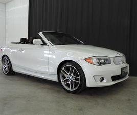 VÉHICULE BMW 1 SERIES 2013 USAGÉ À VENDRE À X