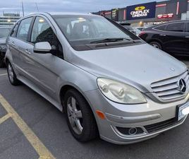 CERTIFIED, LOW KM, CLEAN, RUNS PERFECT MERCEDES B200 AVAIL