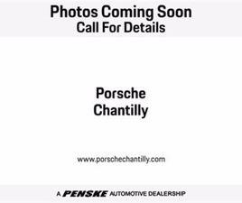 USED 2017 PORSCHE CAYENNE S