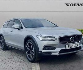 2021 VOLVO V90 2.0 B5D CROSS COUNTRY 5DR AWD AUTO ESTATE DIESEL AUTOMATIC