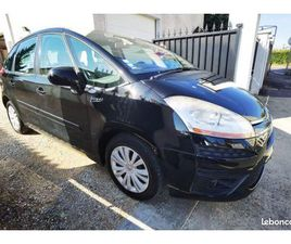 CITROËN C4 PICASSO 1.6 HDI 110 AIRDREAM PACK AMBIANCE
