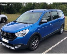 DACIA LODGY STEPWAY 5 PLACES