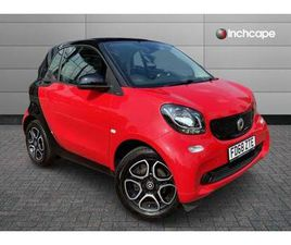 SMART FORTWO COUPE 0.9 TURBO PRIME 2DR