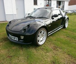 LOVELY 2004 SMART BRABUS ROADSTER FOR SALE IN ANTRIM FOR €6,495 ON DONEDEAL