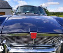 MGBGT V8 FOR SALE IN ANTRIM FOR £20,995 ON DONEDEAL