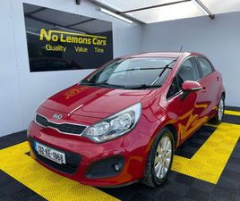 KIA RIO, 2013 FOR SALE IN DUBLIN FOR €7,595 ON DONEDEAL