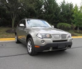 BRONZE COLOR 2010 BMW X3 XDRIVE30I FOR SALE IN STERLING, VA 20166. VIN IS WBXPC9C49AWJ3555