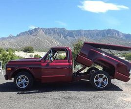 FOR SALE: 1969 CHEVROLET C10 IN LAKE HIAWATHA, NEW JERSEY