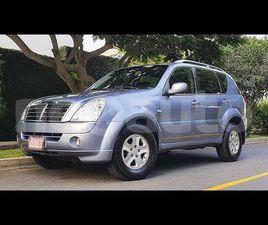 SSANGYONG NEW REXTON 2011 | AUTOS USADOS | NEOAUTO