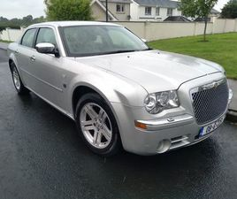 CHRYSLER 300C 2008 LOW MILES TAX 05/22 FOR SALE IN LIMERICK FOR €6,750 ON DONEDEAL