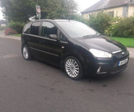2008 FORD CMAX NCT MAY 2022 FOR SALE IN MAYO FOR €1,250 ON DONEDEAL