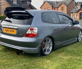 EP3 TYPE R ***WANTED*** WANTED IN ROSCOMMON FOR €9,999 ON DONEDEAL