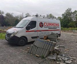 RENAULT MASTER FOR SALE IN LIMERICK FOR €16,500 ON DONEDEAL