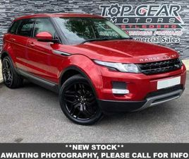 2012 LAND ROVER RANGE ROVER EVOQUE 2.2 190BHP SD4 FOR SALE IN TYRONE FOR £13,950 ON DONEDE