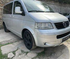 VW T5 MULTIVAN 3.2 HIGHLINE*AUTOMATIK*LEDER*NAVI*