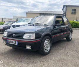 BENZIN - PEUGEOT 205 GTI 1.6 115 - 1991