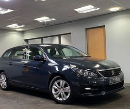 PEUGEOT 308 1.5 BLUE HDI S/S SW ACTIVE 5D 129 BHP LOW TAX BAND