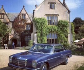MERCEDES 250CE COUPE 1972 W114