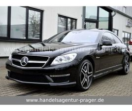 MERCEDES-BENZ CL 63 AMG CARBON NIGHTVISION DISTRONIC