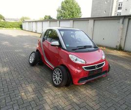 SMART FORTWO CDI COUPE SOFTOUCH PASSION DPF,NAVI,TÜV,PANORAMA