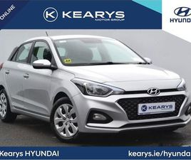 HYUNDAI I20 PETROL CLASSIC FACELIFT 5D - 1.2 PETR FOR SALE IN CORK FOR €16,247 ON DONEDEAL