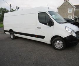 RENAULT MASTER 2.3 LML35 BUSINESS DCI S/R P/V DRW FOR SALE IN TYRONE FOR £11,950 ON DONEDE