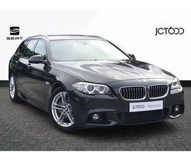 BMW 5 SERIES 535D M SPORT TOURING DIESEL TOURING
