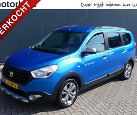 1.2 TCE 115PK STEPWAY 7PERSOONS AMBIANCE / NAVIGATIE