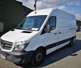 MERCEDES-BENZ , 2014 MWB 316 FOR SALE IN DUBLIN FOR €7,250 ON DONEDEAL