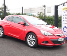 2015 OPEL ASTRA GTC, NATIONWIDE DELIVERY FOR SALE IN DONEGAL FOR €10,495 ON DONEDEAL