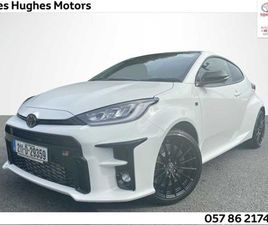 TOYOTA YARIS, 2021 1.6 GR 260BHP FOR SALE IN LAOIS FOR €52,450 ON DONEDEAL