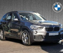 BMW X1 X1 XDRIVE20D M SPORT FOR SALE IN DUBLIN FOR €30,800 ON DONEDEAL
