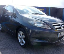 HONDA FR-V, 2009 1.8 PETROL VTEC 6 SEAT AUTOMATIC FOR SALE IN DUBLIN FOR €5,950 ON DONEDEA