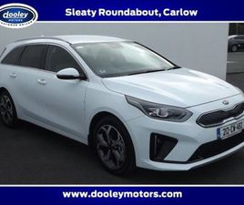 KIA CEED SW PHEV 5DR AUTO FOR SALE IN CARLOW FOR €29,250 ON DONEDEAL