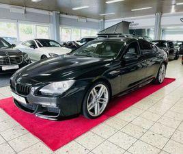 BMW 640D GRAN COUPE M-PAKET AUT.*TOPAUSST.*TOPZSDT.