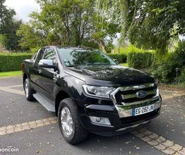 FORD RANGER 3,2 SUPERCAB LIMITED