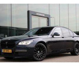 BMW 7 SERIE 730D INDIVIDUAL EDITION M-PAKKET | VOL OPTIES!