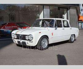 ALFA ROMÉO GIULIA 1600 SUPER DE 1970 À VENDRE