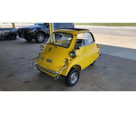 FOR SALE: 1958 BMW ISETTA IN FORT WORTH, TEXAS