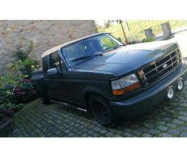 FORD FORD F150 FLARESIDE
