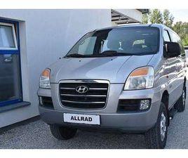 HYUNDAI STAREX 2,5 CRDI 4WD KURZER RADSTAND KOMBI / FAMILY VAN