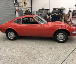 1971 OPEL GT GT