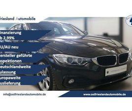 BMW 4 GRAN COUPE 420 D, XENON, AUTOMATIK, NAVI