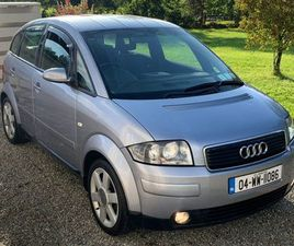 AUDI A2 1.4 TDI FOR SALE IN GALWAY FOR €1,850 ON DONEDEAL