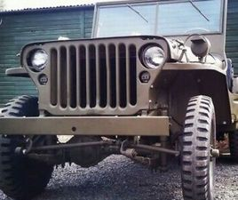 1945 WILLYS MB JEEP PROJECT BUILD YOUR DREAM JEEP ! NOT FORD GPW GP LAND ROVER