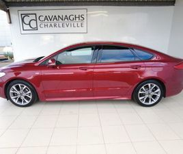 FORD MONDEO ST-LINE X 2.0TDCI 150PS M6 5DR FOR SALE IN CORK FOR €28,495 ON DONEDEAL