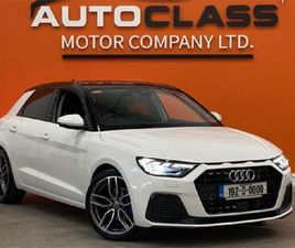 AUDI A1 SPORT 30 TFSI 19 FOR SALE IN DUBLIN FOR €26,950 ON DONEDEAL