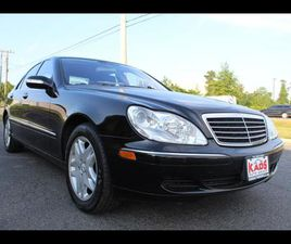 BLACK COLOR 2006 MERCEDES-BENZ S-CLASS S 350 FOR SALE IN CHANTILLY, VA 20152. VIN IS WDBNF