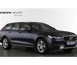 VOLVO V90CC T5 AWD CROSS COUNTRY AUTOMATIC 2.0 5DR